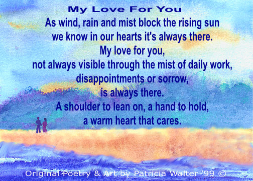 My Love For You 1