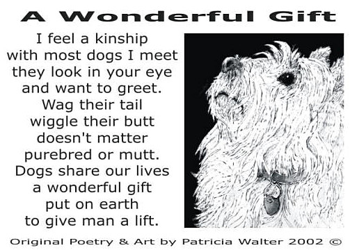 A wonderful Gift Poem by Patricia Walter